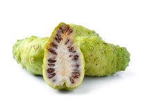 Noni Indian Mulberry fruit Stock Images