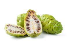 Noni Indian Mulberry fruit Royalty Free Stock Photos
