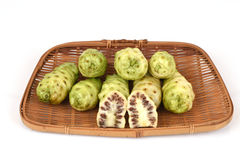 Noni, Thailand herbs with medicinal properties. Royalty Free Stock Images