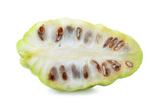 Noni on white Stock Photo