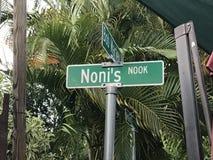 Noni& x27;s Place Stock Image