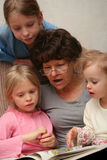Nonna Fotografie Stock