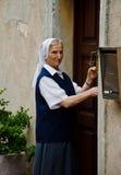 Nonne Stockbild