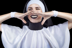 Nonne Photos libres de droits