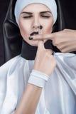 Nonne Photo stock
