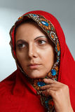 Nonne orthodoxe Image libre de droits