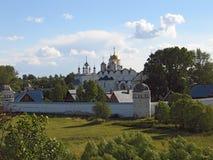 Nonnenkloster der Fürbitte. Stockbilder
