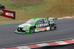 Nono Racing Stock Car Interlagos Brazil Royalty Free Stock Photography