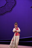 "A nonprofitmaking woman go-between for lovers -Kunqu Opera ""the West Chamber"" Stock Photography"