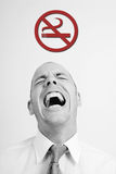 Nonsmoking Royalty Free Stock Photography