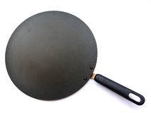 Nonstick Frying Pan Stock Photo