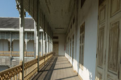 100年Nonthaburi香港大会堂 免版税库存图片