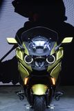 Nonthaburi, ΤΑΪΛΑΝΔΗ - 6 Απριλίου 2018: Η BMW Κ 1600 Β είναι η μοτοσικλέτα για το ταξίδι σας Στην έννοια: Πάρτε μια Relax κρουαζι Στοκ Εικόνα