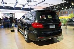 NONTHABURI - 23 MAART: De NIEUWE premie van Mercedes Benz Gls 350d AMG  Stock Afbeelding