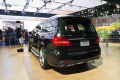 NONTHABURI - MARCH 23:NEW Mercedes Benz Gls 350d AMG premium on Stock Image