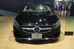 NONTHABURI - MARCH 23:NEW Mercedes Benz Gls S500 Coupe AMG on di Stock Image