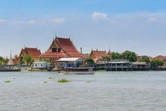 NONTHABURI, THAÏLANDE - 2 MAI : Voyage en le bateau à Koh Kret ISL Images libres de droits