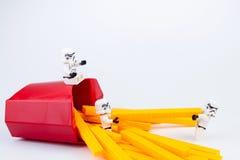 Nonthaburi, Thailand - November, 19, 2016: Lego-Kriege der Sterne stormt Lizenzfreies Stockfoto