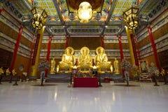 Nonthaburi Thailand van Wat lengneayyi2 bangboutong Royalty-vrije Stock Fotografie