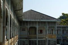 100年Nonthabury香港大会堂 免版税库存图片