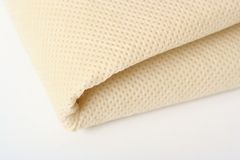 Nonwoven cloth Royalty Free Stock Photo