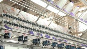 Nonwoven szwalna powszechna maszyna dla poduszka produktu produkci w fabryce zbiory wideo