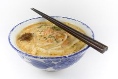 Nonya Laksa Royalty Free Stock Photography