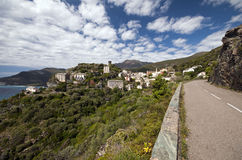 Nonza - Corsica Stock Photography