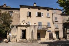 Nonza Haute-Corse, Corsica, Hoger Corsica, Frankrijk, Europa, eiland Royalty-vrije Stock Foto's