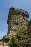 Nonza, Haute-Corse, Corsica, Hoger Corsica, Frankrijk, Europa, eiland Royalty-vrije Stock Fotografie
