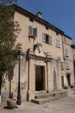 Nonza Haute-Corse, Corsica, Hoger Corsica, Frankrijk, Europa, eiland Stock Foto's
