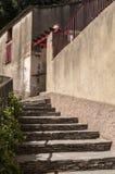 Nonza Haute Corse, Korsika, övreKorsika, Frankrike, Europa, ö Arkivfoto