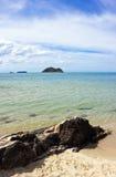 Noo och Maew öar Royaltyfri Bild