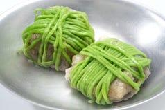 noodle αστακών σφαιρών στοκ φωτογραφία