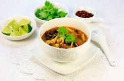 Noodle γυαλιού σούπα στοκ φωτογραφία με δικαίωμα ελεύθερης χρήσης
