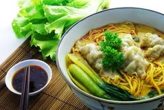 noodle κάρρυ διοσκορέα αρσεν&iot Στοκ εικόνα με δικαίωμα ελεύθερης χρήσης