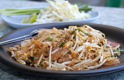 noodle μαξιλάρι Ταϊλανδός Στοκ Εικόνα