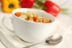 noodle σούπα Στοκ φωτογραφίες με δικαίωμα ελεύθερης χρήσης
