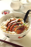noodle σούπα Στοκ Φωτογραφίες