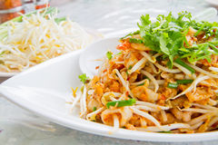 noodle Ταϊλανδός στοκ φωτογραφίες με δικαίωμα ελεύθερης χρήσης