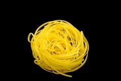 noodle φωλιών noodles Στοκ Εικόνες
