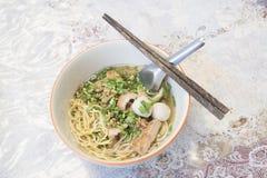 noodle Imagem de Stock