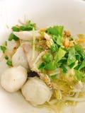 noodle Foto de Stock