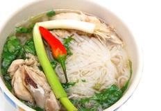Noodle bowl Stock Photos