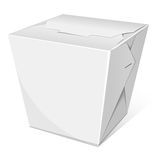 Noodle box Royalty Free Stock Photos