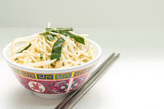 Noodle Chinese New Year Royalty Free Stock Photos