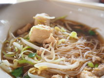 Noodle food Royalty Free Stock Photography