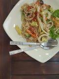 Noodle Hongkong Royalty Free Stock Image