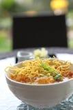 Noodle Khao soi Stock Images