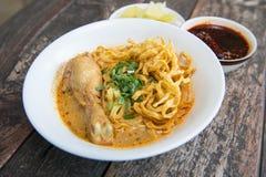 Noodle Khao soi Royalty Free Stock Image